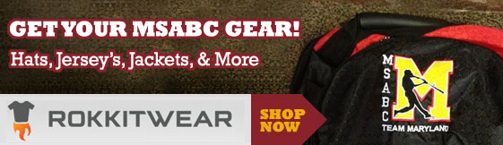 Get Your MSABC Gear!  Hats, Jerseys, Jackets & More from Rokkitwear.  Shop Now
